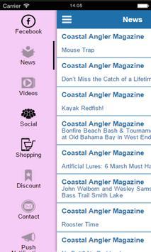 Coastal Angler Magazine apk screenshot