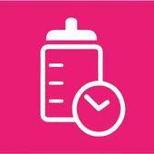Nursing Timer Tracker icon