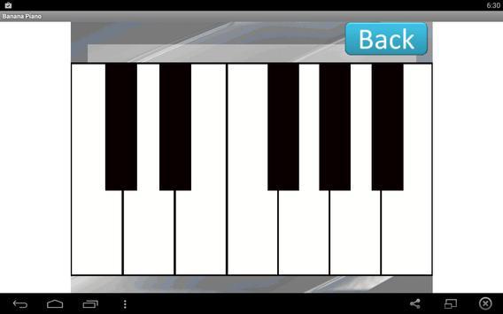 Banana Piano - Children's Toy screenshot 3