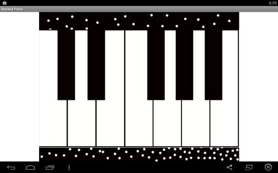 Banana Piano - Children's Toy screenshot 2