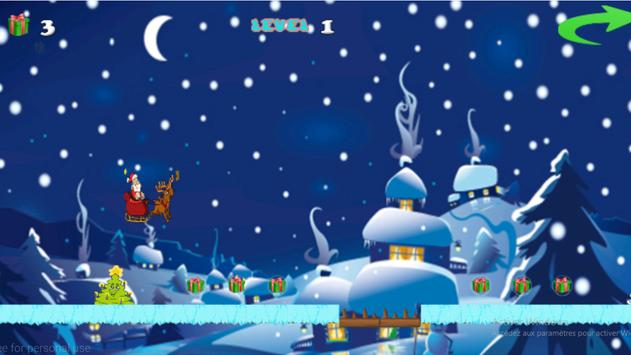 Santa adventure christmas 2017 apk screenshot
