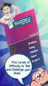Sudoku Math Genius screenshot 1