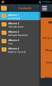 One Direction Lyrics Full for Android - APK Download