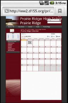 Prairie Ridge Quick Links apk screenshot