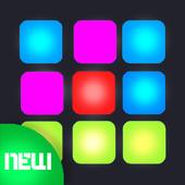 Dubstep Pads Dj Music Game - Dubstep Drum icon