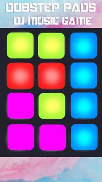 Dubstep Pads Dj Music Game - Dubstep Drum screenshot 1