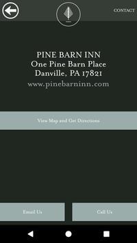 Pine Barn Inn screenshot 4