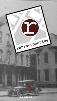 retro-spective poster
