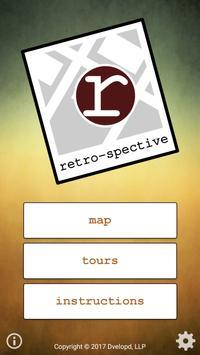retro-spective apk screenshot