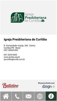 IP Curitiba screenshot 2