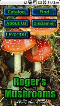 Roger Phillips Mushrooms Lite apk screenshot