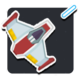 Top Space Gun icon