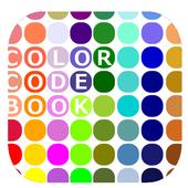 Color Code Book icon
