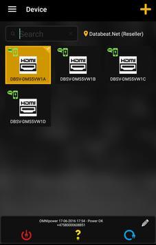 Databeat OMNIpower screenshot 1