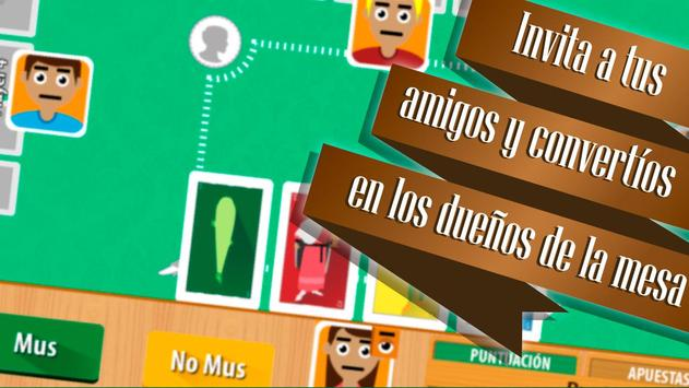 Muséame - Mus multijugador apk screenshot