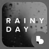 비가 오는 날엔 버즈런처 테마 (홈팩) icon