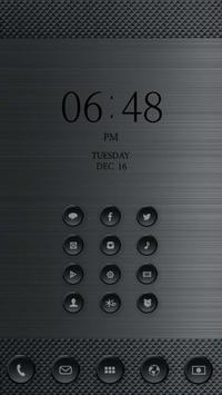 블랙 메탈 버즈런처 테마 (홈팩) poster