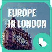 유럽 타일 버즈런처 테마(홈팩) icon