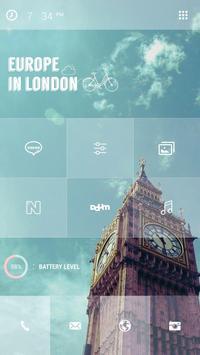 유럽 타일 버즈런처 테마(홈팩) poster