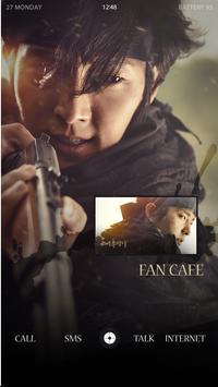 Leejoongi Buzz Launcher Theme apk screenshot