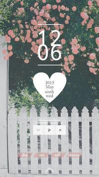 분홍 장미 버즈런처 테마 (홈팩) poster