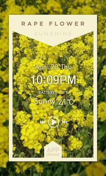 유채꽃밭 한 가운데서 버즈런처 테마 (홈팩) poster