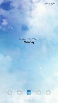 하늘 버즈런처 테마(홈팩) poster