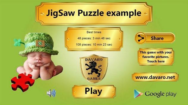 JigSaw Puzzle screenshot 8