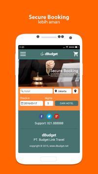 dBudget.net Hotel apk screenshot