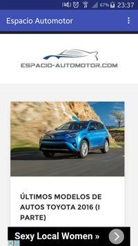 Noticias del Mundo Automotor poster