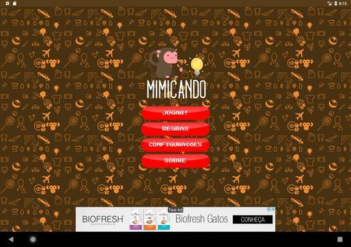 Mimicking screenshot 9