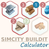 Simulator for SimCity BuildIt icon