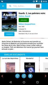 BibEnPoche screenshot 3