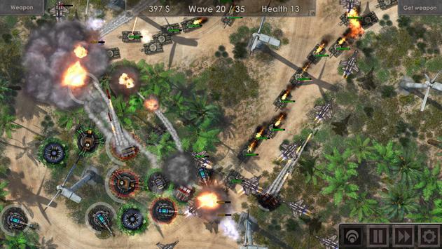 Defense Zone 3 HD скриншот 2