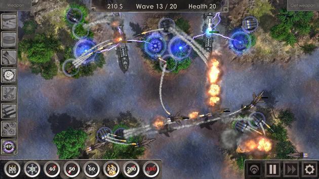 Defense Zone 3 HD скриншот 5