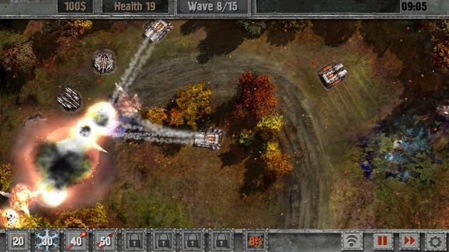 Defense Zone 2 HD Lite imagem de tela 4