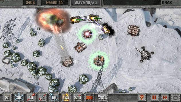 Defense Zone 2 HD Lite imagem de tela 5