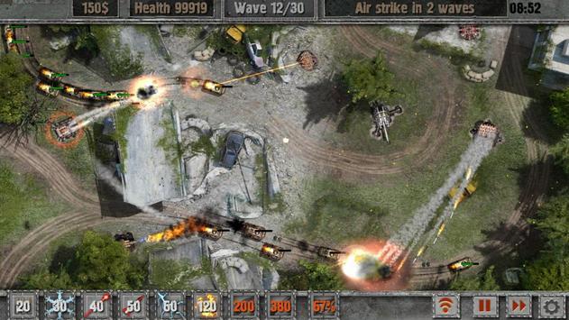 Defense Zone 2 HD Lite Cartaz