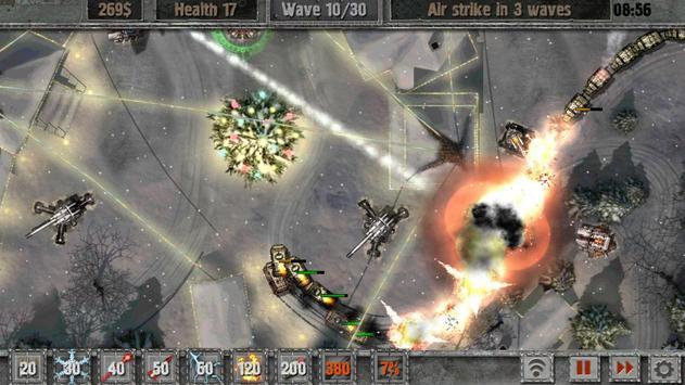Defense Zone 2 HD Lite imagem de tela 1