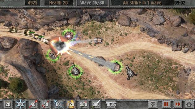Defense Zone 2 HD Lite imagem de tela 3