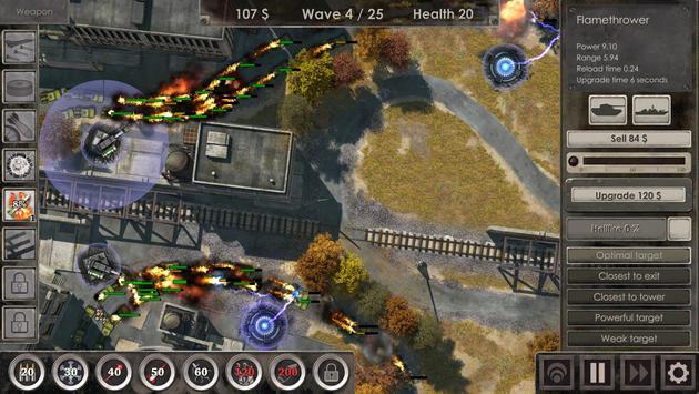 Defense Zone 3 Ultra HD screenshot 3