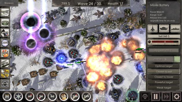 Defense Zone 3 Ultra HD screenshot 1