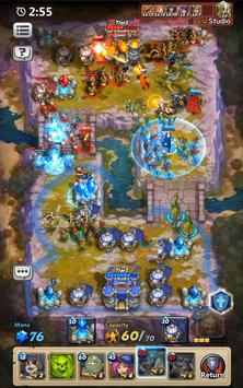Castle Burn - RTS Revolution screenshot 22