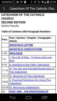 Catechism screenshot 1