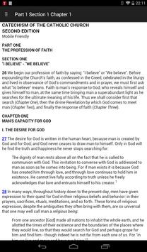 Catechism screenshot 3