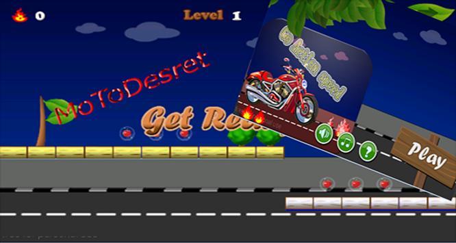 MoToDesret - Top Free Game apk screenshot