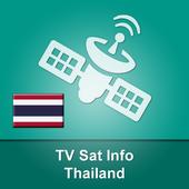 TV Sat Info Thailand icon