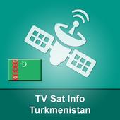 TV Sat Info Turkmenistan icon
