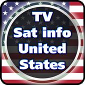 TV Sat Info United States icon