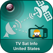 TV Sat Info United States icon